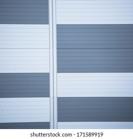 Rectangles in grey and white