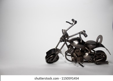 Recyclable toy bike