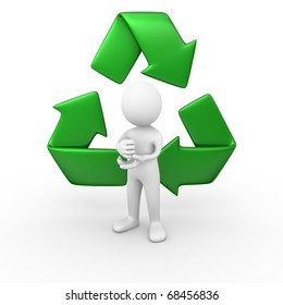Recycle decision