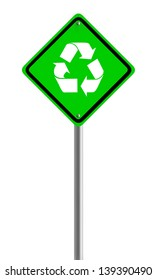 Recycle Sign Symbol
