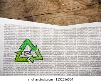 Recycle This Envelope