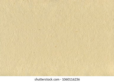 Recycled Beige Tan Art Paper Texture Background, Crumpled Handmade Horizontal Rough Rice Straw Craft Sheet Textured Macro Closeup Pattern, Natural Blank Empty Copy Space