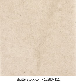 Recycled bright  cardstock texture or  background. Paper for package.