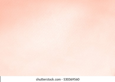 Recycled craft paper background in light white old rose cream color vintage retro:Detailed texture of kraft paper cotton fiber in orange pastel toned.Simple plain abstract textured for wallpaper