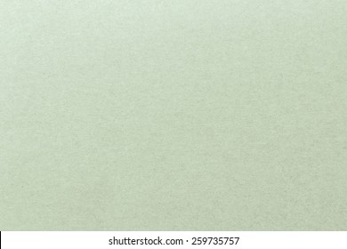 Recycled paper texture background in light green