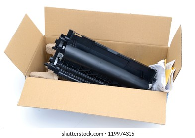 A recycling cartridge printing