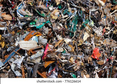 Recycling metal and other materials.
