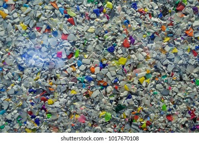 recycling of plastic containers