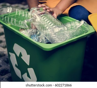 Recycling Plastic Environment Savings Reduce Junk