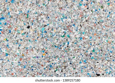 Recycling Weathered Plastic Grunge Background