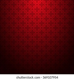 Red abstract striped textured geometric pattern