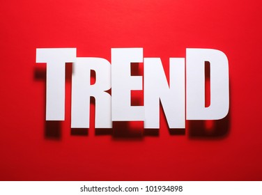 Red is always in trend