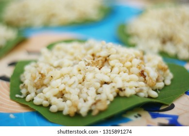 Red ant eggs are important food sources in the northeast of Thailand. Can be used to cook a variety of foods