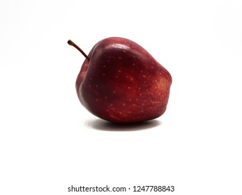 Red Apple Red Chief released on white background