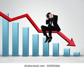 Red arrow report loss statistics