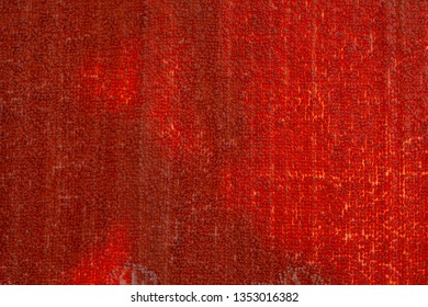 red background texture, close up