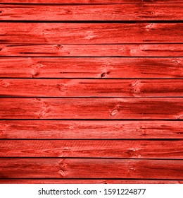 red background wood texture, may use as vintage christmas background