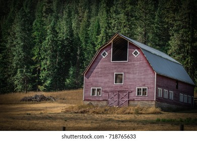 Red Barn, Fruitvale, BC
