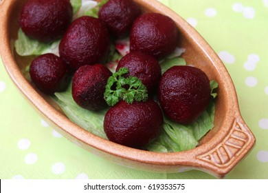 Red Beet Roots