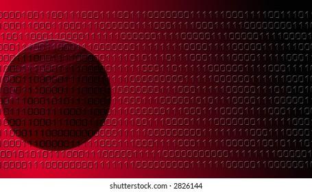 Red Binary Data