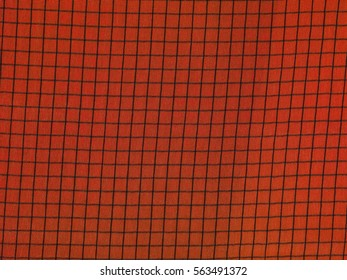 red and black checkered