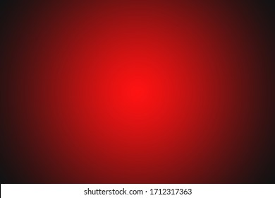Red and Black circle gradient background