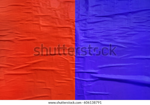 red and blue texture