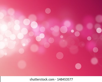 red bokeh abstract light backgrounds