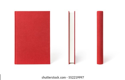 Red book, the view from three angles