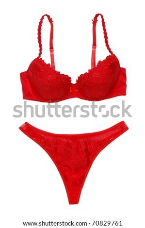 eb88574015 Red Bra Panty Stock Photo (Edit Now) 70829761 - Shutterstock