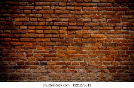 Red Brick Photo Background