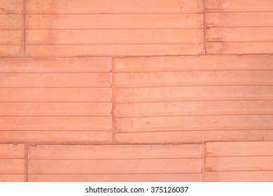 Red brick stones for background