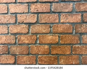 red brick texture background