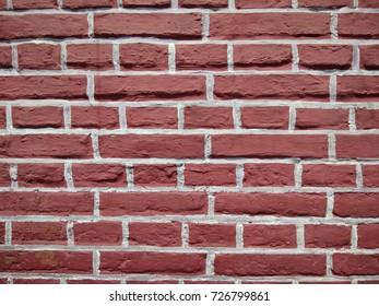 Red Brick Wall (1)