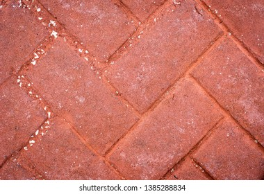 Red Brick Wall Background Picture