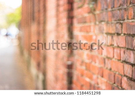 Red Brick Wall School