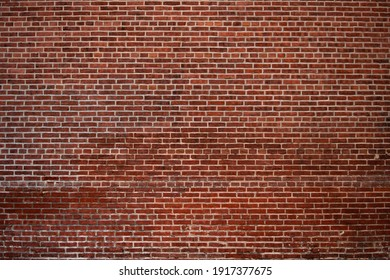 Red Brick Wall or Street Texture