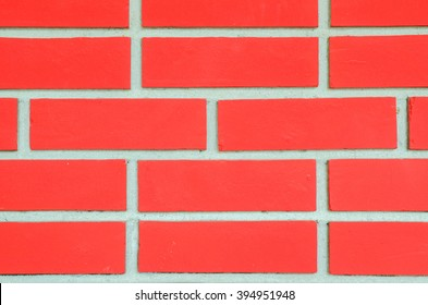 red brick wall ,wall texture background,