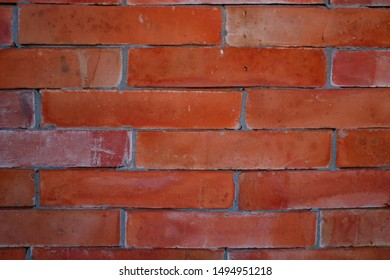 red brick wall texture bakground