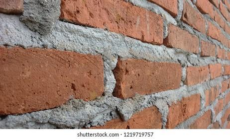 Red brick walpaper