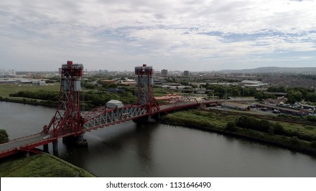 Red Bridge in Middlesbrough