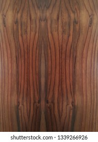 red brown ebony wood panel