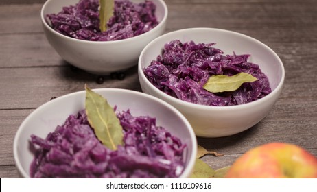 Red Cabbage Bowls 2