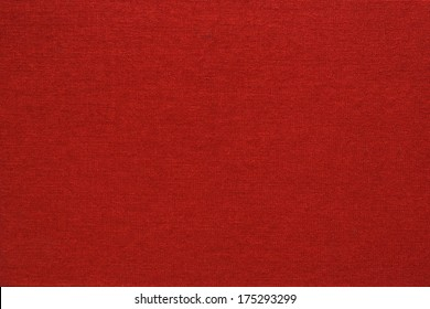 red canvas texture or background