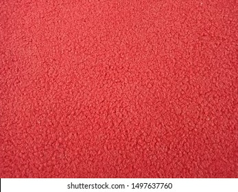 Red carpet flooring / Red background
