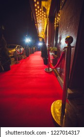 Red carpet is traditionally used to mark the route taken by heads of state on ceremonial and formal occasions, and has in recent decades been extended to use by VIPs and celebrities at formal events