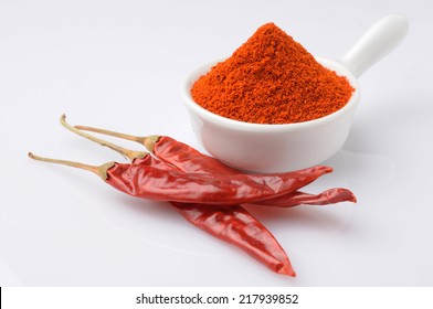 Red chilly pepper ,dried chilies