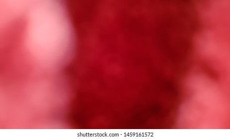 Red cloudy bokeh background image