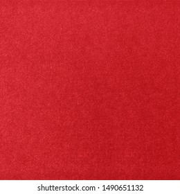 Red color craft paper texture as background