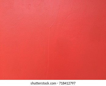Red concrete wall texture backdrop
